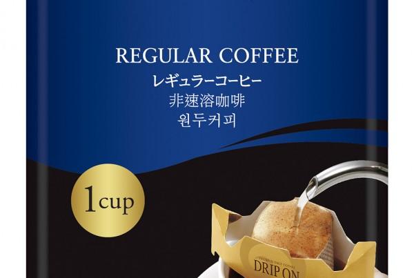 ドリップオンコーヒー